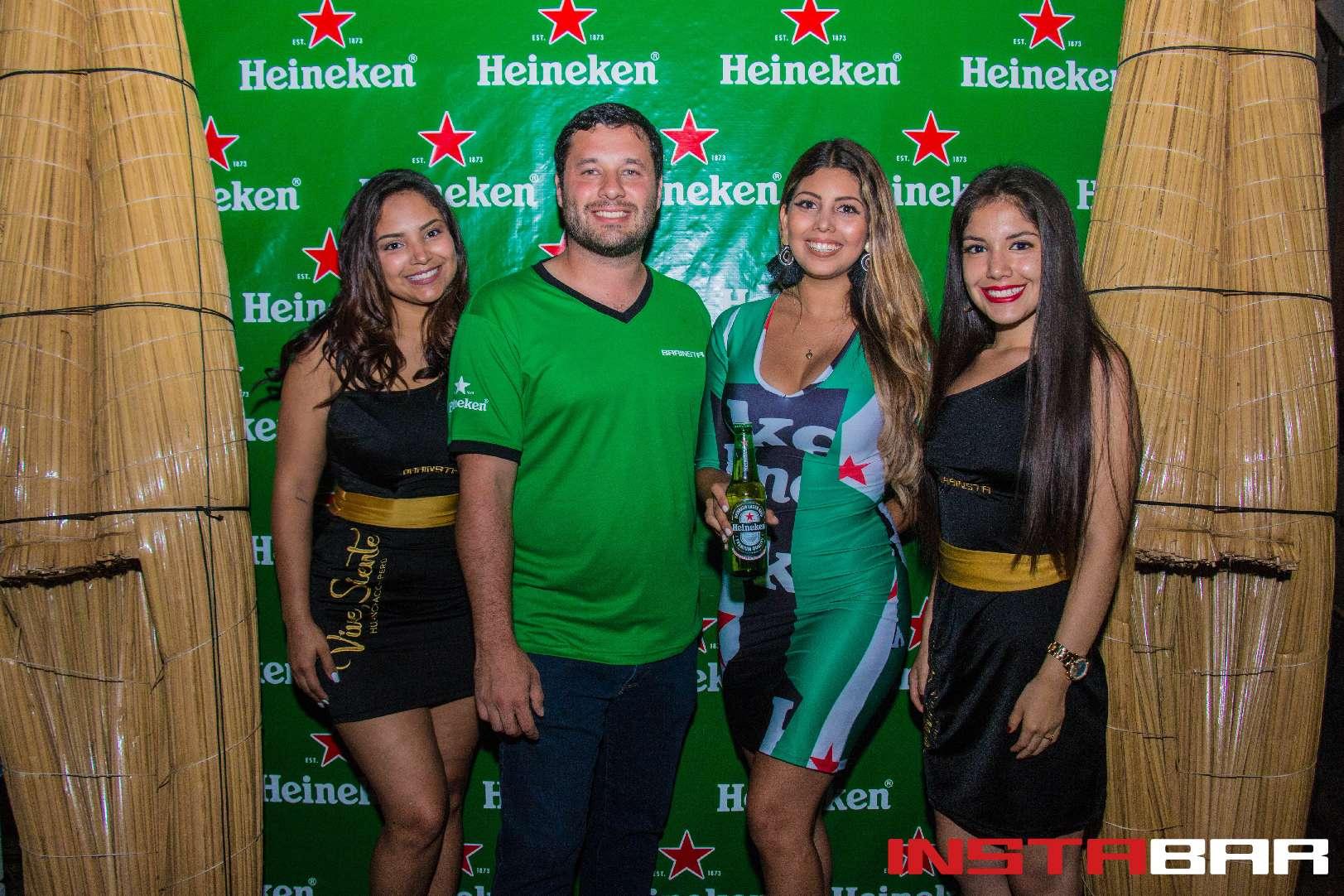 Noche Heineken